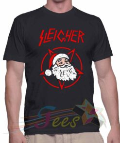Best T Shirt Santa Sleigher Unisex On Sale