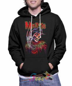 Custom Misfits Pullover Hoodie