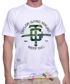Best T Shirt Taylor Gang Ninjas Unisex On Sale