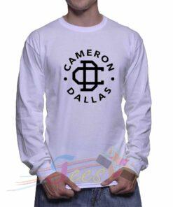 Cheap Graphic Cameron Dallas Sweatshirt
