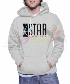 Cheap Graphic Star Laboratories Pullover Hoodie