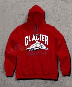 Cheap Glacier National Park Pullover Hoodie