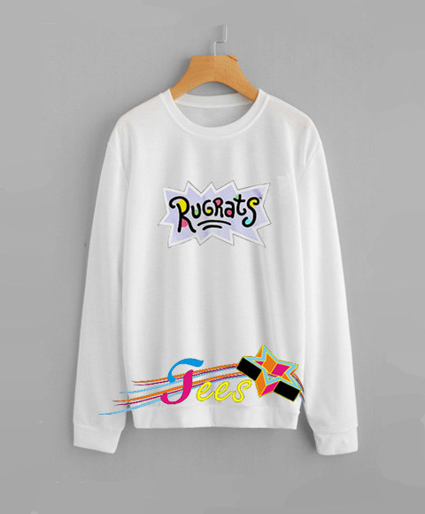 Cheap Graphic Rugrats Sweatshirt