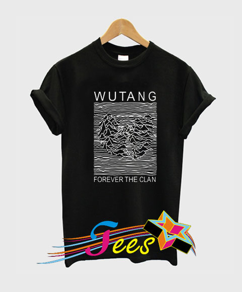 Wutang The Clean T Shirt
